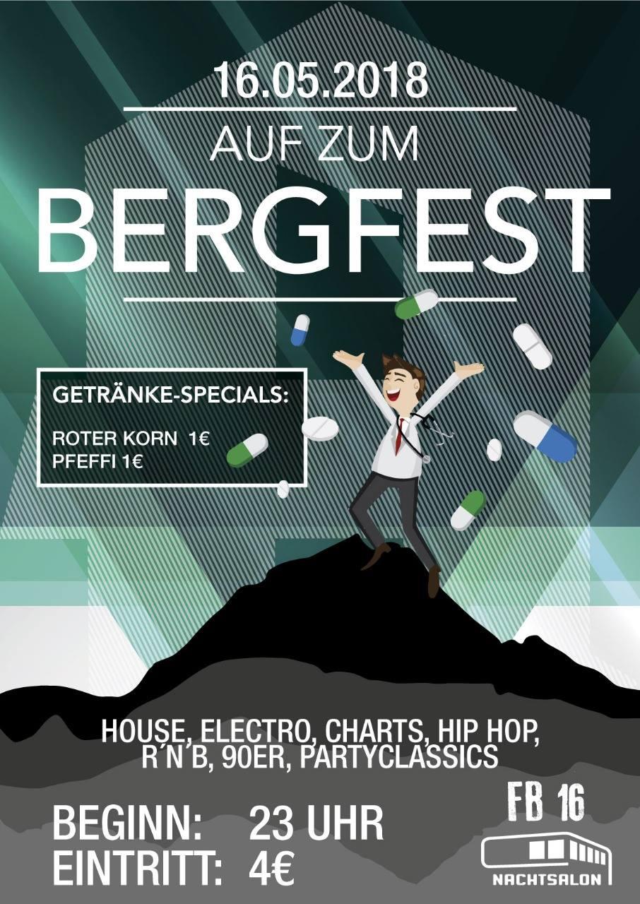 Bergfest des 5.Semesters @ Nachtsalon | Marburg | Hessen | Deutschland