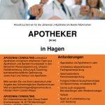 Johannes Apotheke, Apotheker, Hagen