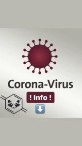Änderungen durch den Corona Virus